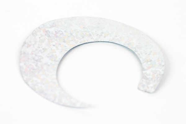 Bild på Wiggle Tails Holo Silver (6 pack)