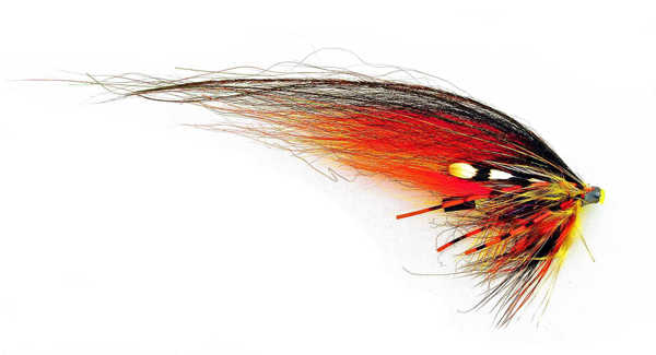 Bild på Frödin Classic Series (Tubflugor) 10cm Willie Gun