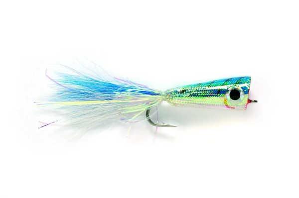 Bild på Popper Mylar Blue & White Stl.2/0
