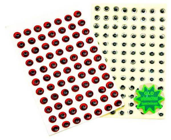 Bild på Behr Angelsport 3D-Fisheyes 5mm (154 pack)