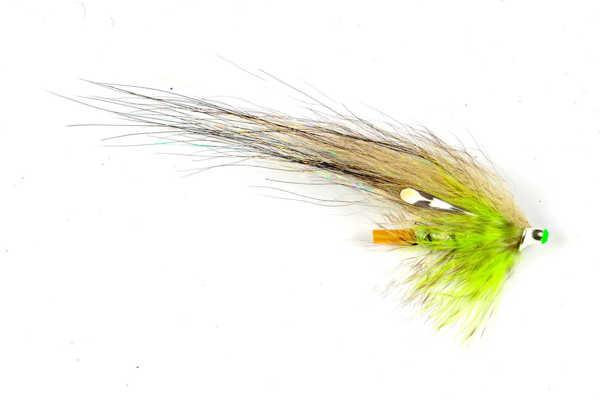 Bild på Frödin Classic Series (Tubflugor) 6cm Meen Green