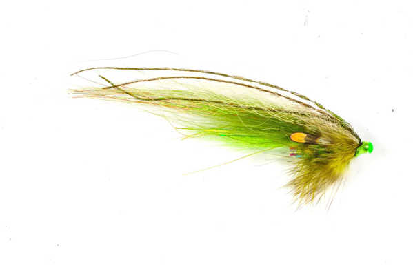 Bild på Frödin Classic Series (Tubflugor) 8cm Grey & Green