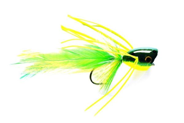 Bild på Bass Popper Frog Stl.6