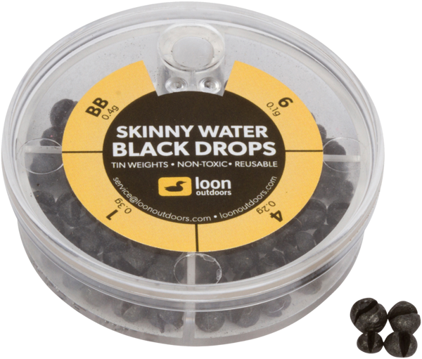 Bild på Loon Black Drop | 4-division | Skinny water
