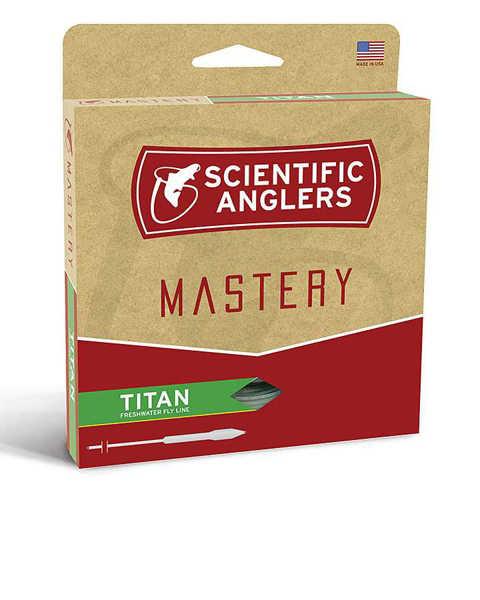 Bild på Scientific Anglers Mastery Titan WF11