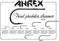 Bild på Ahrex Trout/Predator Streamer TP610 (12-pack)