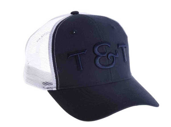 Bild på T&T Navy Trucker Cap