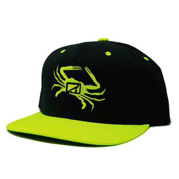 Bild på SWC Drifter Crab Snapback Black/Green