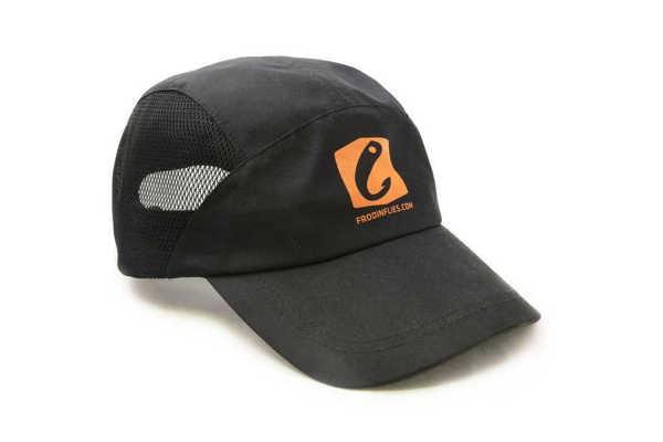 Bild på Frödin Orange Logo Lightweight Cap