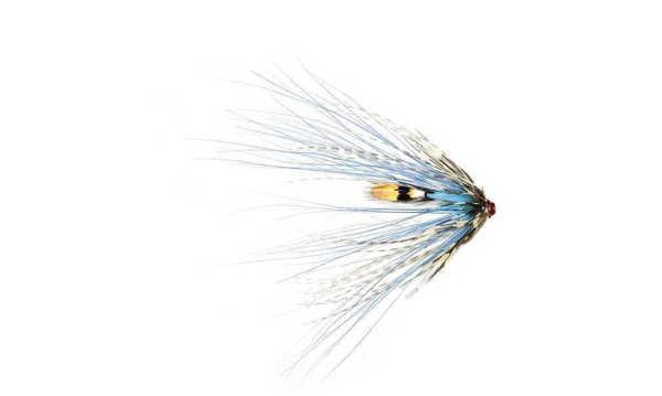 Bild på Frödin Sea Trout Spey Series (6cm) Silver Doctor Spey