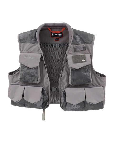 Bild på Simms Freestone Vest (Hex Flo Camo Carbon)