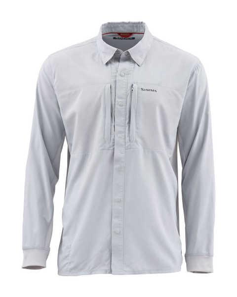 Bild på Simms Intruder Bicomp Shirt (Sterling)