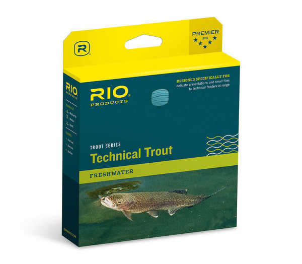 Bild på Rio Technical Trout WF5