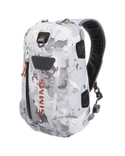 Bild på Simms Dry Creek Z Sling Pack Cloud Camo Grey 15L