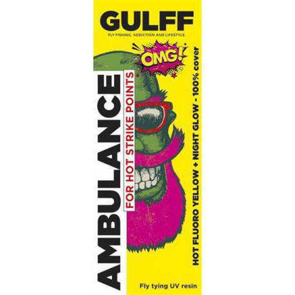 Bild på Gulff Ambulance Yellow 15ml