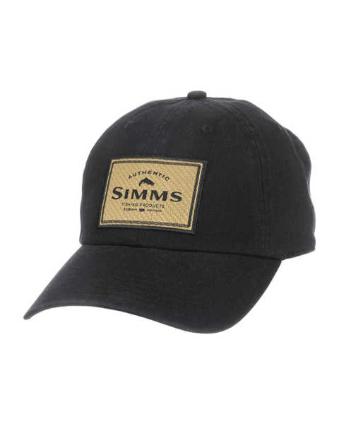 Bild på Simms Single Haul Cap Black