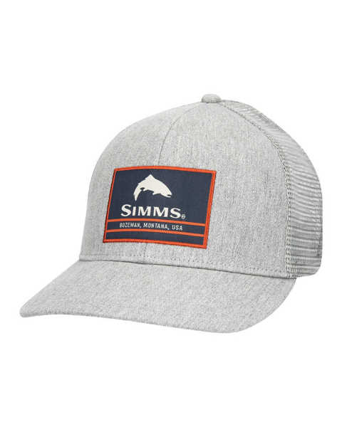 Bild på Simms Original Patch Trucker Heather Grey