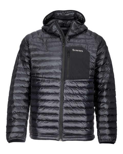 Bild på Simms ExStream Hooded Jacket (Black)