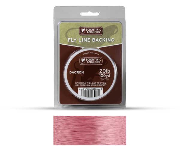 Bild på Scientific Anglers Dacron Backing Pink