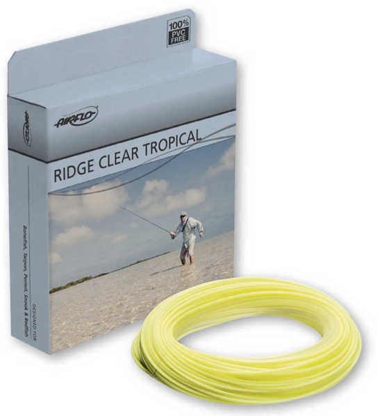 Bild på Airflo Ridge Clear Tropical Clear Tip Float WF12