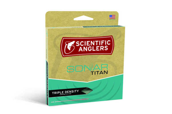 Bild på Scientific Anglers Sonar Titan Triple Density S3/S5/S7 WF12