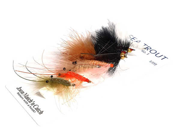 Bild på Kami Collection Sea Trout Mix No 1