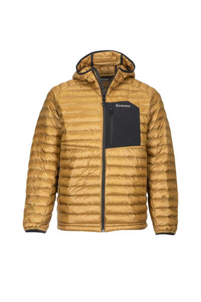 Bild på Simms ExStream Hooded Jacket (Dark Bronze)