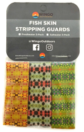 Bild på Wingo Fish Skin Stripping Guards Freshwater (3 pack)