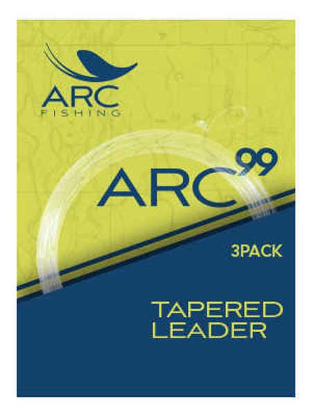 Bild på ARC 99 Tapered Leader 12ft (3 pack)