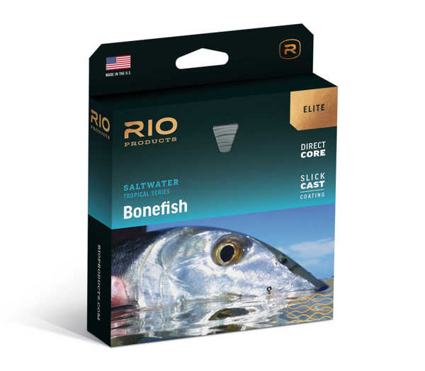 Bild på RIO Elite Bonefish Float WF9