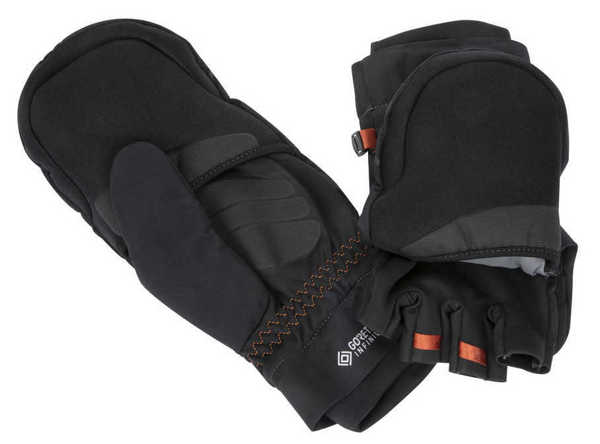 Bild på Simms GORE-TEX Infinium Foldover Glove Black