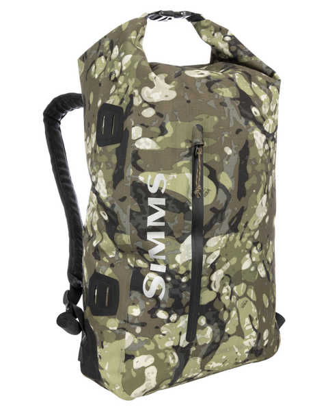 Bild på Simms Dry Creek Simple Pack Riparian Camo 25L