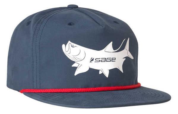Bild på Sage Captains Hat Tarpon Navy