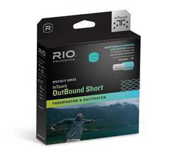 Bild på RIO InTouch OutBound Short Intermediate/Sjunk 3 WF10