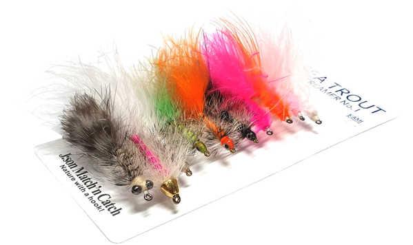 Bild på Kami Collection Sea Trout Streamer No 1