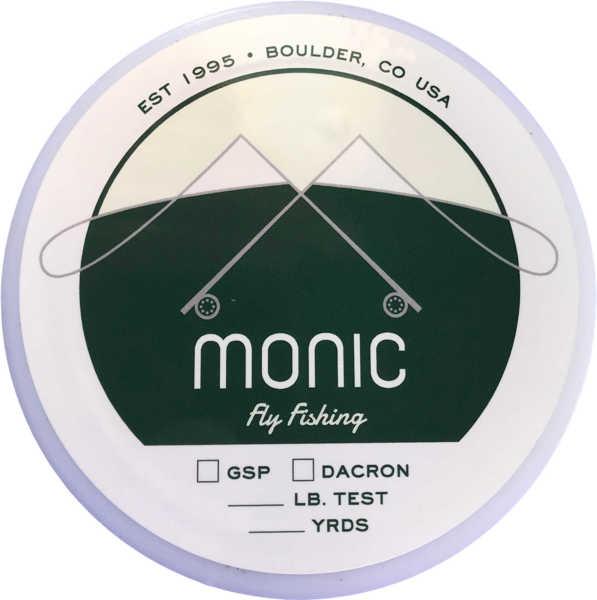 Bild på Monic GSP Fly Line Backing White 183m 75lb