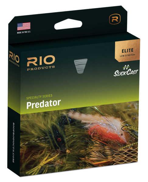 Bild på RIO Elite Predator Float/S5/S7 WF10