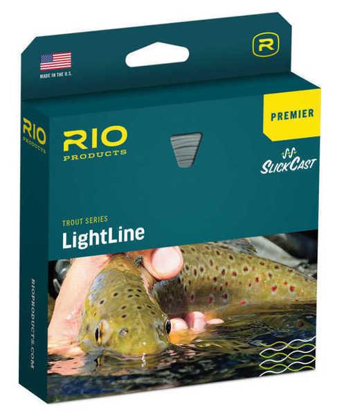 Bild på RIO Premier LightLine Double Taper Float DT3