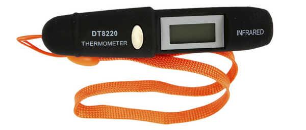 Bild på Pool 12 Digital Infraröd Termometer