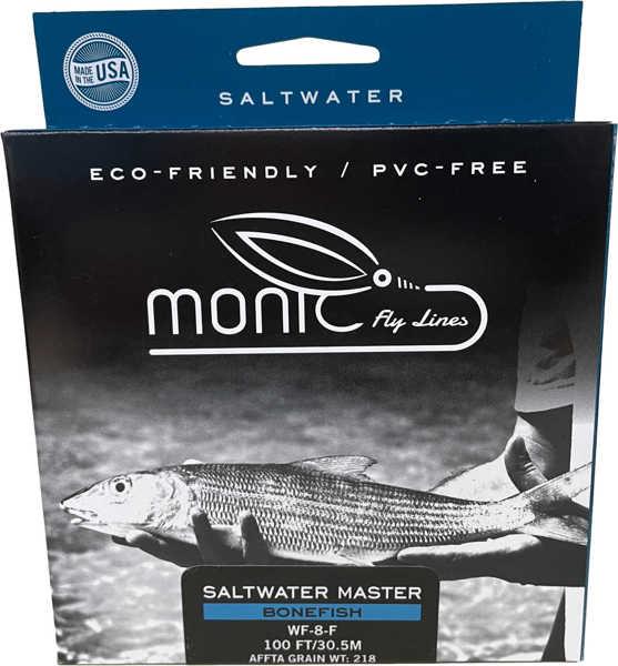 Bild på Monic Saltwater Master Bonefish WF9