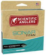 Bild på Scientific Anglers Sonar Titan Full Intermediate WF9