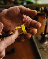 Bild på Loon Gator Grip Dubbing Spinner Black