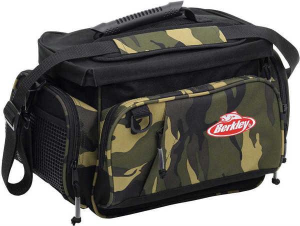Bild på Berkley Camo Shoulder Bag