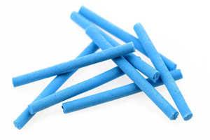 Bild på Foam Cylinder 2,8mm (8 pack) Ice Blue
