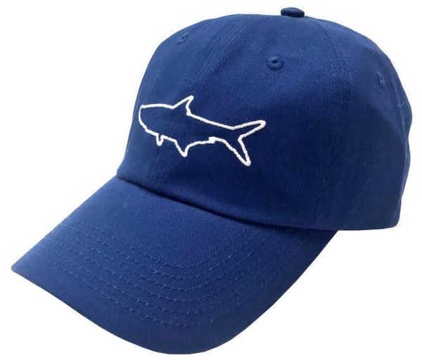 Bild på Wingo Fish Skin Backstrap Hat Tarpon