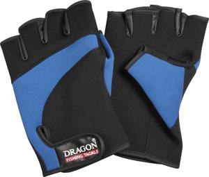 Bild på Dragon Neoprene Gloves Blue Large